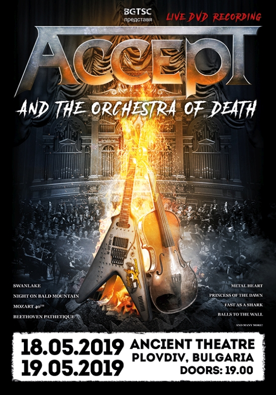 ACCEPT Plovdiv 2019 Second date POStER eng