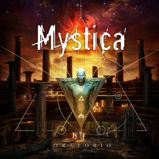 MYSTICA ORATORIO COVER