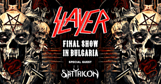 Slayer visual