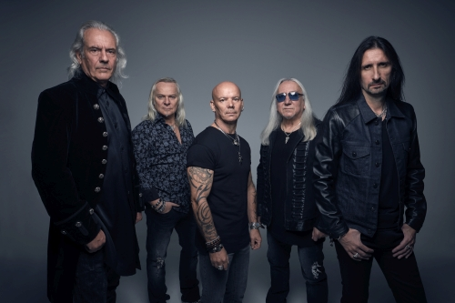 Uriah Heep Promo Photo