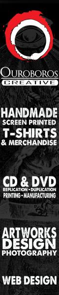 Ouroboros Creative - Bands Merchandise