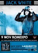Jack White с концерт в Румъния