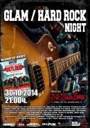 GLAM / HARD ROCK NIGHT в The Black Lodge