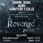 The Revenge Project ще свирят ба на Dark Sun And Winter Cold Vol.3