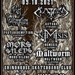 Brutal Forest Metal Fest на 9-и октомври в Grindhouse Skateclub