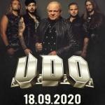 Шоуто на UDO в Пловдив ще бъде заснето за концертно DVD!