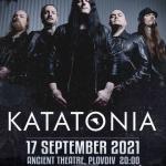 Katatonia с обръщение по повод предстоящия концерт!