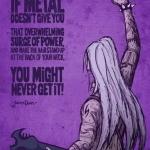 METAL WEEKEND - подбран плейлист и изпълнение на музикални желания в клуб Live & Loud.