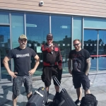 SCHIRENC PLAYS PUNGENT STENCH пристигнаха в Бургас