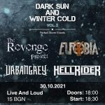 Обявен е пълният лайнъп за Dark Sun And Winter Cold Vol.3