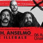 Kонцертът на легендарния Philip H. Anselmo се отлага за лятото на 2022