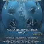 Sonata Arctica и Eleine с концерт в София на 21 Ноември 2021?