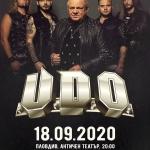 U.D.O. с концерт в Пловдив на 18 септември!