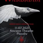WARDRUNA с концерт в Античния театър в Пловдив на 11 юли 2021