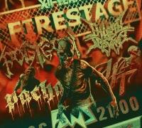 12 години FIRESTAGE в Rock Bar Fans тази събота.