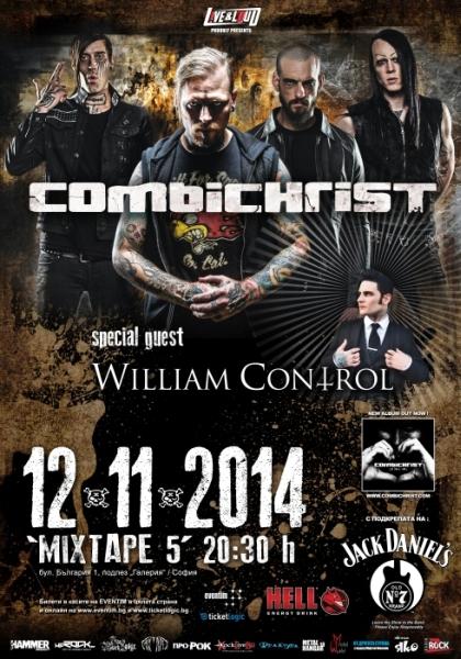 COMBICHRIST, WILLIAM CONTROL