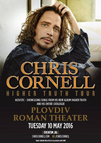 CHRIS CORNELL - acoustic