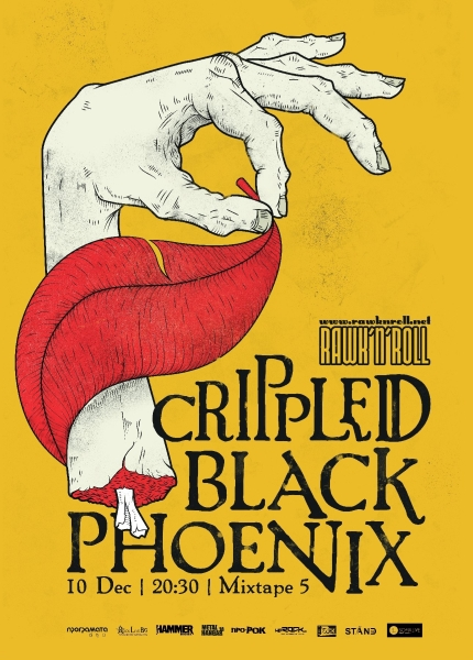 CRIPPLED BLACK PHOENIX