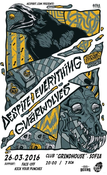 GNARWOLVES, DESPITE EVERYTHING