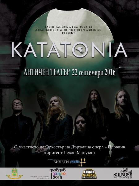 KATATONIA & Orchestra