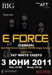 E-FORCE (feat. Eric Forrest - ex - VOIVOD)