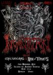 INCANTATION, SINCARNATE, RISE OF TYRANTS