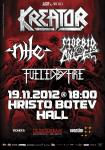 KREATOR, MORBID ANGEL, NILE