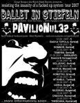 BALLET IN STIEFELN, PAVILIONUL 32