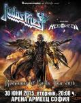 JUDAS PRIEST, HELLOWEEN