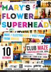 MARY`S FLOWER SUPERHEAD