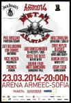Metal All Stars - ZAKK WYLDE, UDO, MAX CAVALERA etc.