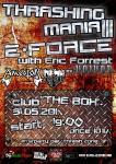 E-FORCE (feat. Eric Forrest - ex - VOIVOD)