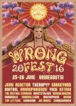 Wrong Fest 2016 - THERAPY?, JUNO REACTOR, THE VINTAGE CARAVAN