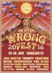 Wrong Fest 2016 - YUCK, GRAVEYARD, NIGHTSTALKER, ROADKILLSODA