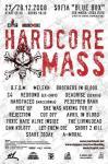Hardcore X-Mass - DEADRISE, HARDFACED