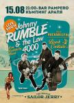 JOHNNY RUMBLE & THE LAW 4000