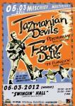 THE TAZMANIAN DEVILS, THE FANCY DOLLS
