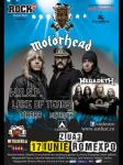 Ost Festival - MOTORHEAD, MEGADETH, W.A.S.P. , LAKE OF TEARS