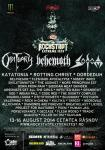 Rockstadt Extreme Fest - Behemoth, Sodom, Rotting Christ, Obituary, Katatonia