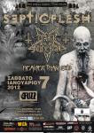 SEPTICFLESH, DARK FUNERAL, HEAVIER THAN GOD