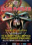 IRON MAIDEN In Cluj Napoca