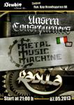 METAL MUSIC MACHINE