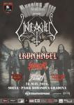 Running Free Festival - UNLEASHED, IRON ANGEL,  AMBUSH, DEADLY MOSH, DAMAGE CASE