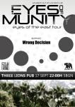 EYES OF MUNITY