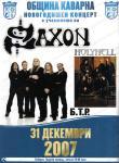 SAXON, HOLYHELL