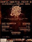 Sofia Brutal Fest 2 - V.P.O.A.A.W.A.M.C
