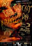 MALEVOLENT CREATION, KRISIUN, VITAL REMAINS, HATESOWER