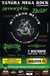 20 Years Nucler Blast - AMORPHIS, EDGUY, BENEDICTION, AGATHODAIMON