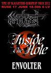 AMETHYST, INSIDE THE HOLE