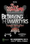 BETRAYING THE MARTYRS, TO KILL ACHILLES